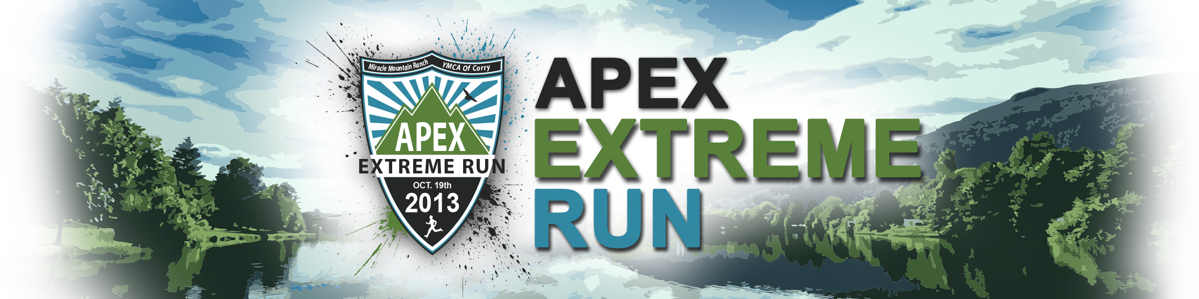 APEX Run - A true adventure run/race!